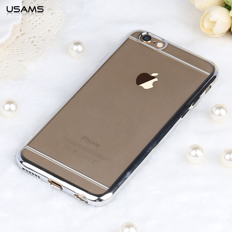 d88283a786e USAMS iPhone 6S 4.7 Inch Kim Series Case Luxury TPU shell Back Cover Unique  Design TOP Cas