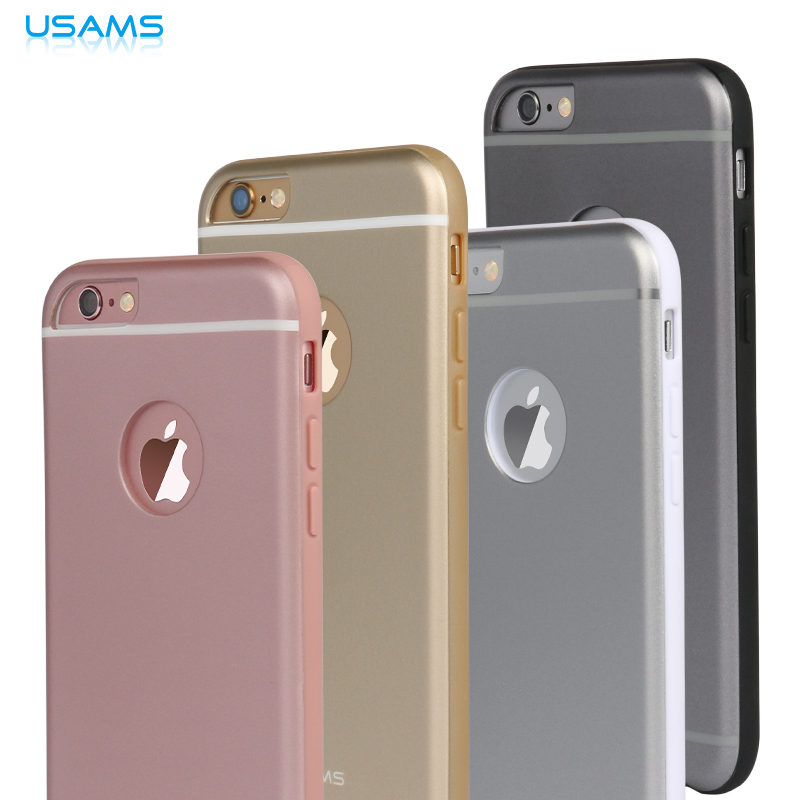 c2d6b1aa1cb USAMS Hero Series Case Cover For iPhone 6S 4.7 Inch Back Case Luxury PC shell  Back Case Cover Hero Design Best Case