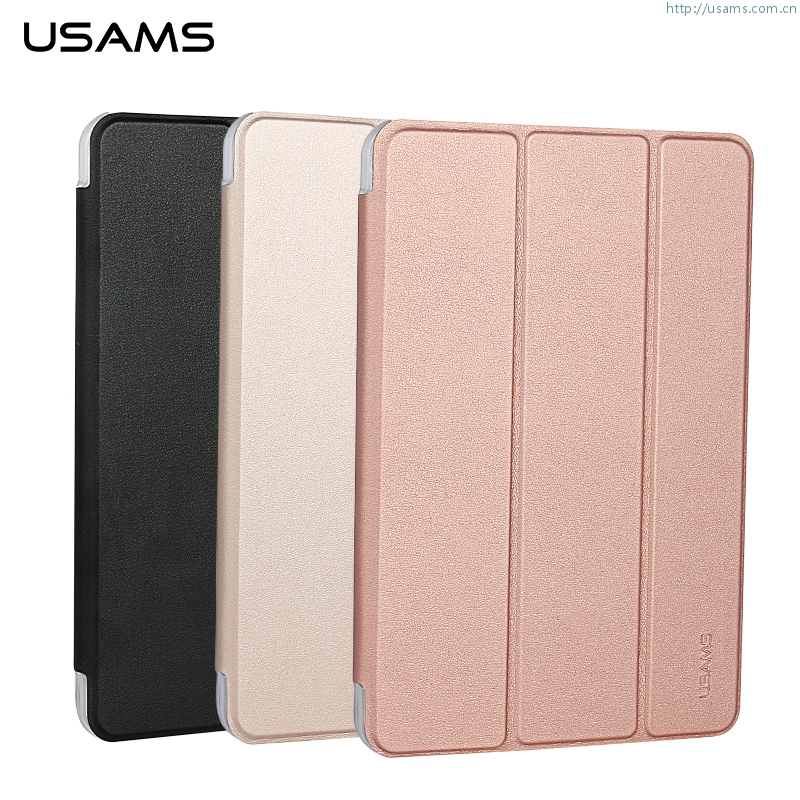 8985aa3e84 Apple iPad Air 2 Case Uview Series Unique Design Luxury Leather Flip Stand  Smart Case Cover ...