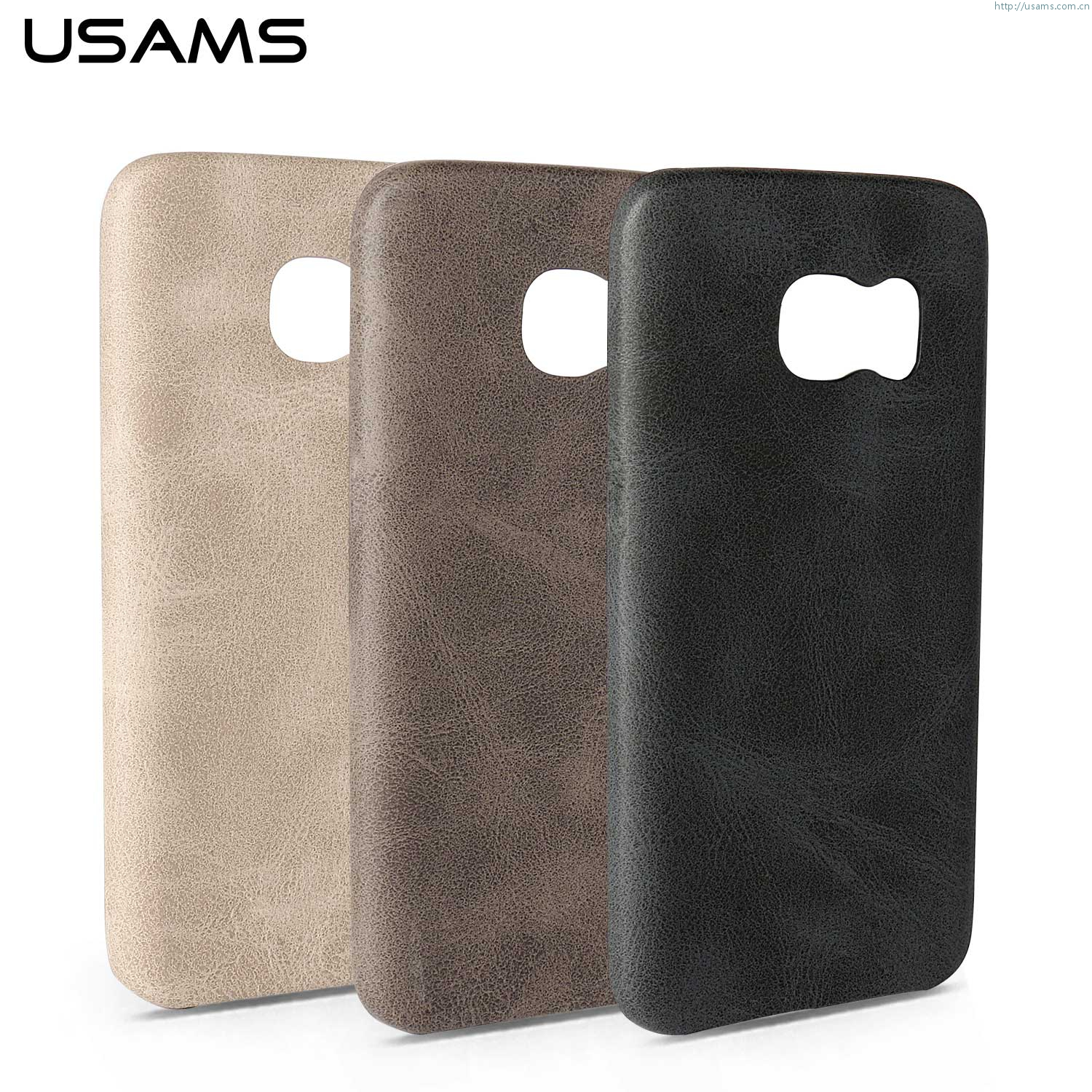buy popular fcef8 4fc57 Samsung Galaxy S7 Bob Series Soft Case Back Cover Ultra Thin Soft PU  Leather Case Purchased