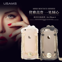 iPhone 6 4.7 Inch Back Case With Necklace Special Design New Hot Sell Classic Miss Rococo