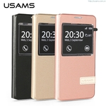 Samsung A310 Case Cover Muge Series Case Cover Flip Stand High Quality Top Leather PU Case With Window