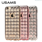 Ross Series Case For iPhone 6S & 6 4.7 Unique Design  Case Cover Luxury Diamond TPU Back Cover TOP Cas
