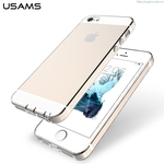 Apple iPhone SE Soft TPU Case Anti Fogging Ultra Thin Soft Transparent Primary Series