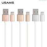 USAMS USB2.0 Type-C Data Cables U-right Series Fast Date Transmit And Fast Charging