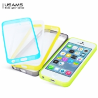 Apple iPhone5S iPhone5 Flip Stand Case Cover Edge color Series