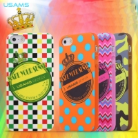 Apple iPhone 6 Case Cover Night Light And Perfume Printing Cell Soft TPU Phone Case Crown Series