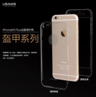 iPhone 6 Plus 5.5 Inch Luxury Transparent PC shell Back Cover High Quality Armor Series