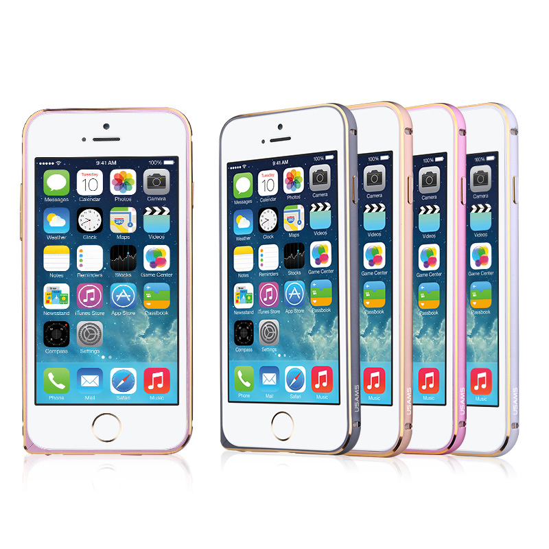 USAMS Apple iPhone 6 Plus 5.5 Inch High Quality Aluminium ...
