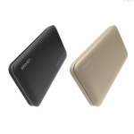 Metal Style Pank 10000mah Power Bank Quick Charge Fast Charging For Mobile Phones