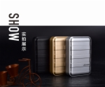 USAMS Pank 20000mah Power Bank US-CD14 Quick Charge External Battery Generation Supports Fast Charging For Mobile Phones
