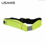 USAMS Sport Pocket Belt For Cell Mobile Phone Under 5.5 Inches Runing Cycling Waliking etc