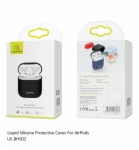 US-BH502 Liquid Silicone Protective Cover For AirPods