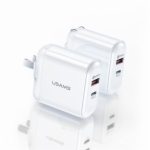 Fast USB Charger (CN)  US-CC065 T12 QC3.0+PD3.0 Fast USB Charger (CN)