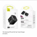 Fast Chargering US-CC071 T16 Universal PD and QC Fast Travel Charger