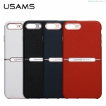 iPhone 7 Plus 5.5 Inch Zax Series Case Luxury PC+PU Leather Shell Back Case Cover Unique Design