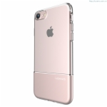TPU + Aluminium  Case Cover iPhone 7 Luxury Ease Series TPU High Quality TPU + Aluminium Cover Case