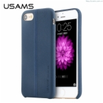 Luxury PU Leather iPhone 7 Back Cover Joe Series High Quality Top Leather PU Case