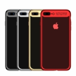 iPhone 8 Plus Back Case Kingdom series Case Cover Luxury TPU electroplating Case Unique Design High Quality Case