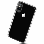 iPhoneX Back Case Jam Series TPU Transparent Case Cover