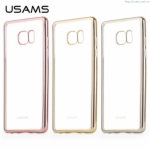 Ultra Thin Soft Case Cover Samsung Galaxy Note 7 Luxury TPU High Quality Plastic Electroplating Back Cover Case Kim Series