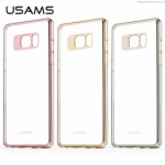 Electroplated PC Cover For Samsung Galaxy Note 7 Kingsir Series Soft Case Back Cover Ultra Thin Soft PC Leather Case