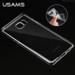 Samsung Galaxy Note 7 Soft Cover TPU Case Back Cover Ultra Thin Soft Transparent Primary Series