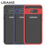 Samsung Galaxy S8 Mant Series Case Luxury PC+TPU shell Back Case Cover Unique Design TOP Case