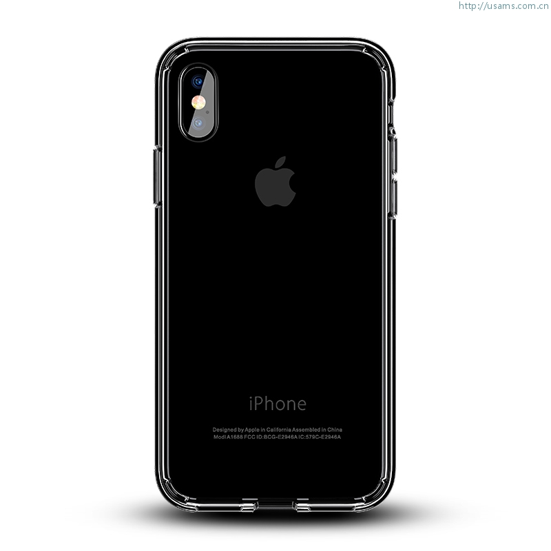 free shipping 9b4a1 73a27 iPhone X Janet Series Case Cover Luxury PC+TPU Shell Back Case Cover Unique  Design High Quality Case Purchased
